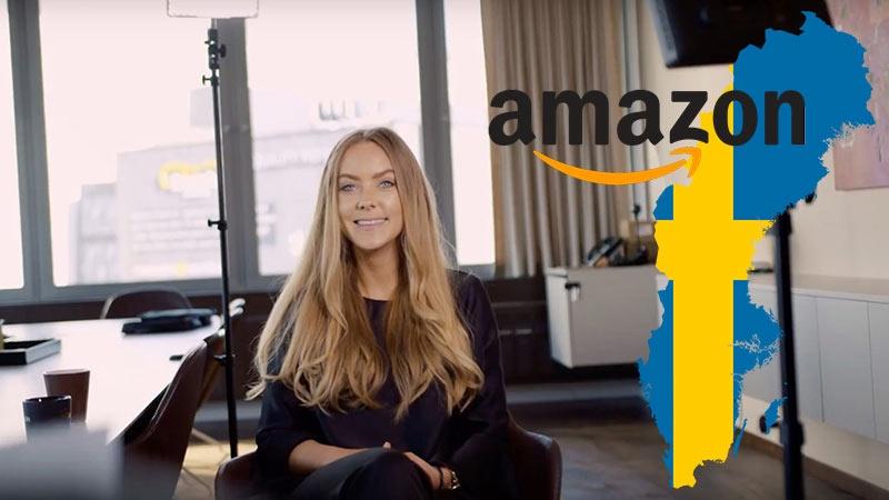 Emma Lindgren, e-handelsexpert på Svea Ekonomi