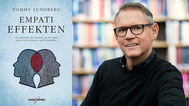 Tommy Lundberg, författare till boken Empatieffekten.