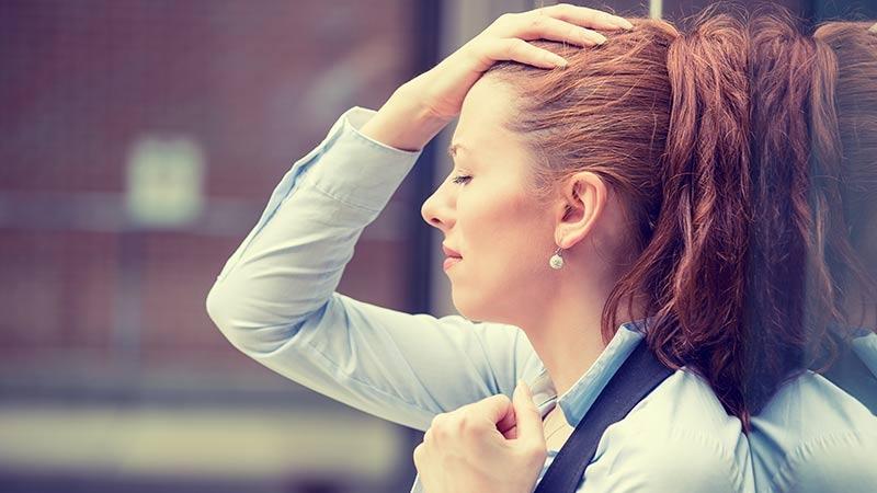 5 varningstecken på att stressen i din vardag är skadlig för dig