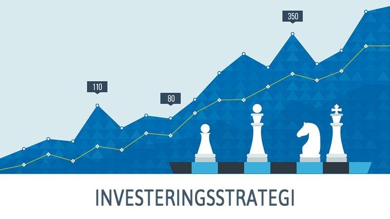 Investeringsstrategi. Text av John Knutsson & Patrik Nilsson