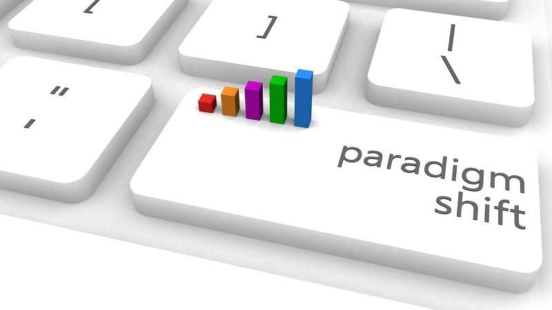 Står du redo i digitaliseringens paradigmskifte?
