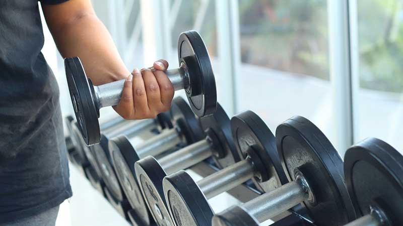 Gymkort är avdragsgillt för anställda, men inte för dig som driver enskild firma