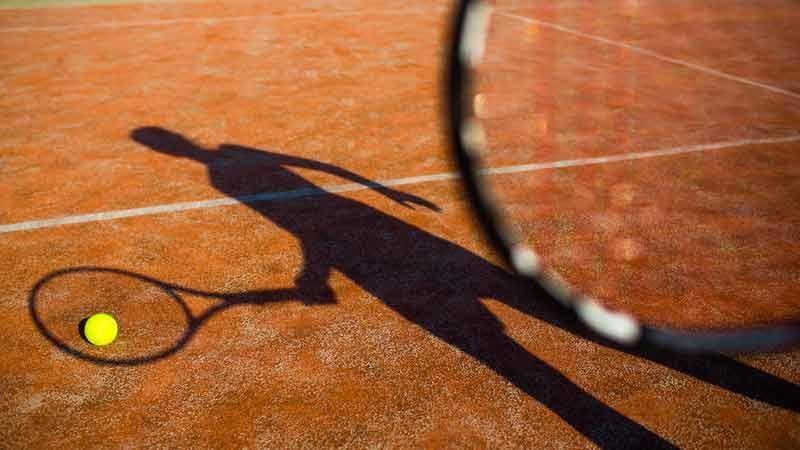 Tennis är ett exempel på förmån som är skattebefriad