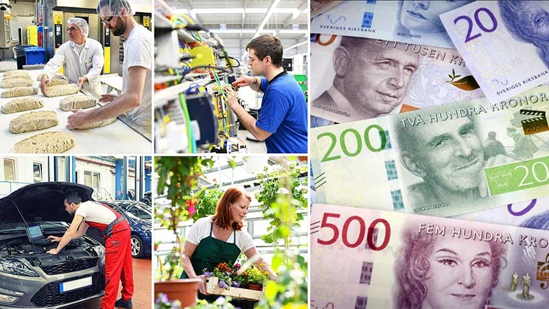 Vad får vi egentligen för Arbetsgivaravgifterna?