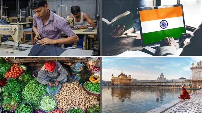 Exportera till Indien