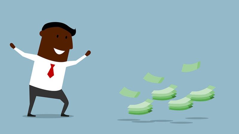 Självfinansieringsgrad = cash flow