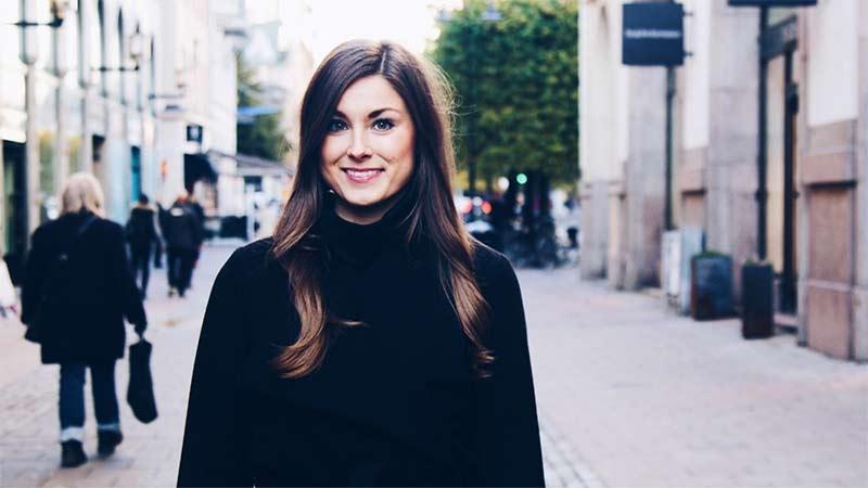 Beatrice Carpvik, varumärkesansvarig på Consid