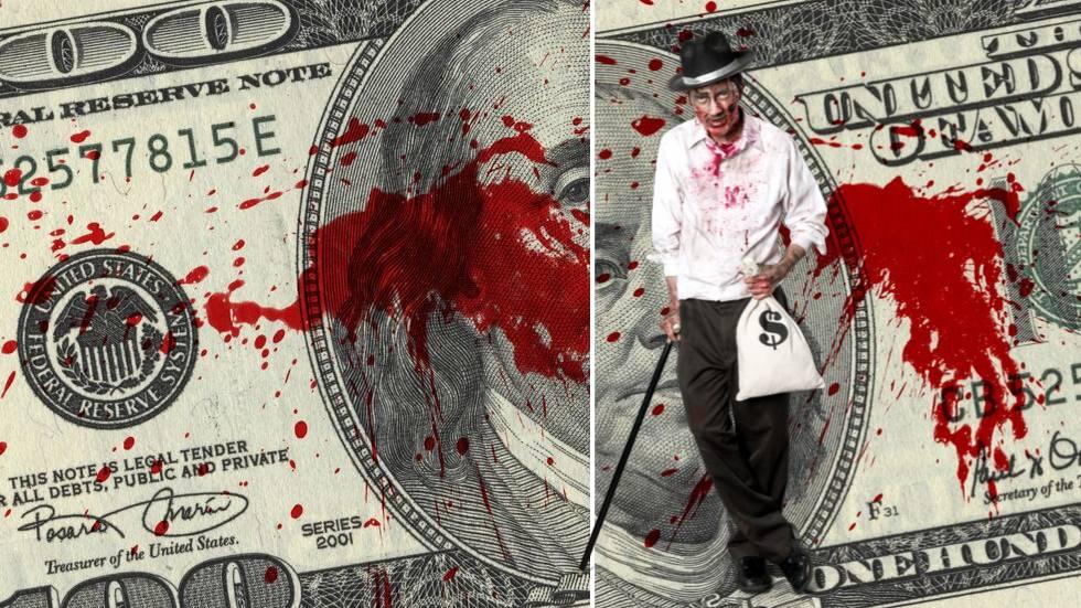 USA: Lagliga blodspengar – den dödliga sidan av affärer.