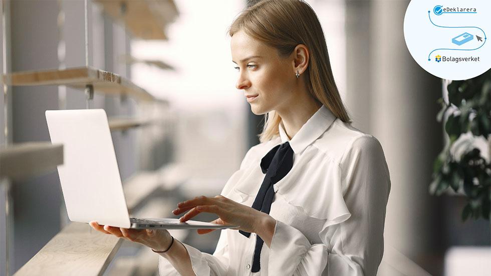 Sveriges enklaste tjänst för digitala årsredovisningar