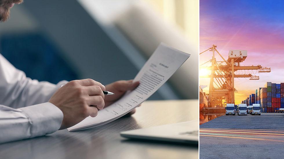Skriva avtal - riskhantering inför din exportsatsning
