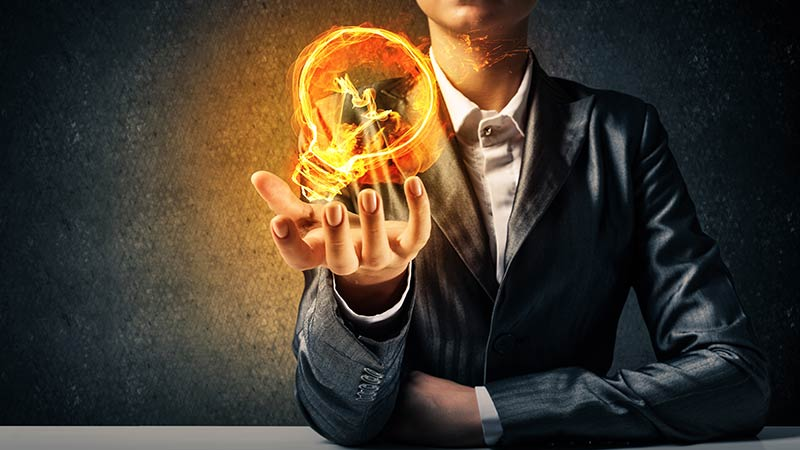 Innovation bevarar glöden i ditt företag