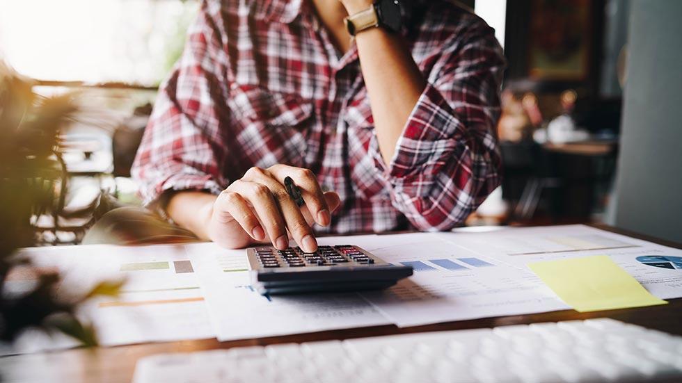 Hur mycket kan mitt företag låna? 2 enkla sätt att räkna ut