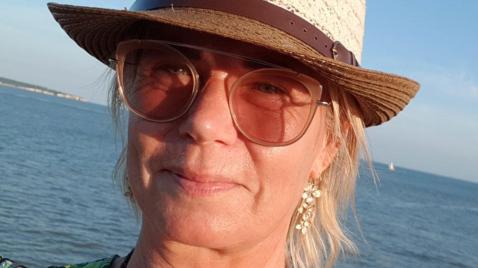 Minna Fröjdholm, serieentreprenör och samhällsdebattör.