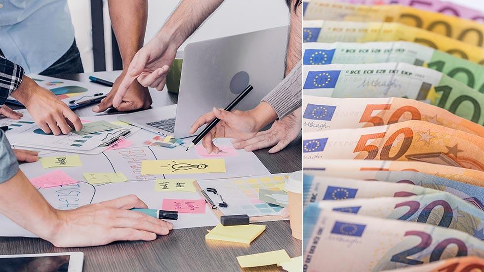 Hur du kan få pengar till affärsidén och företaget – konkreta tips