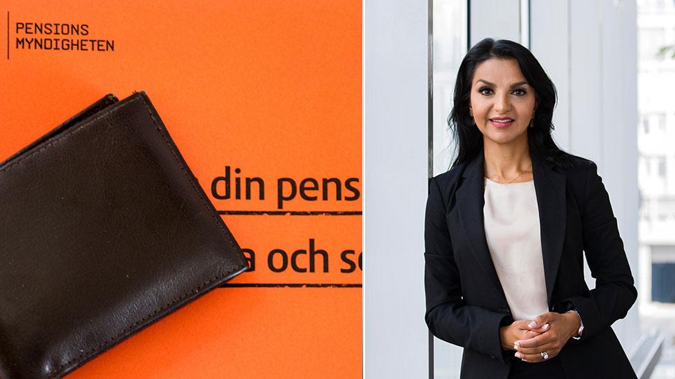 Shoka Åhrman, Sparekonom på SPP Pension & Försäkring AB