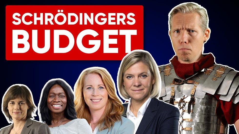 Schrödingers budget: Allt åt alla - du betalar!