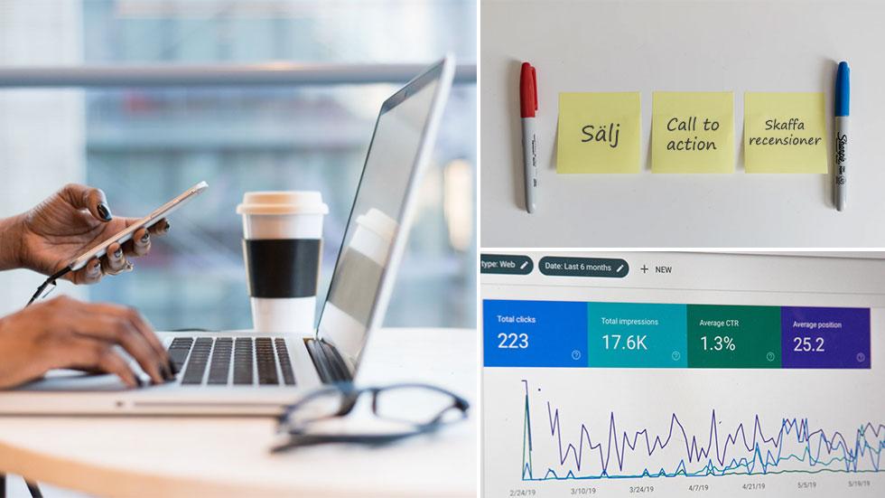 16 sätt att skapa leads, sälja mer och bygga varumärket med din sajt online
