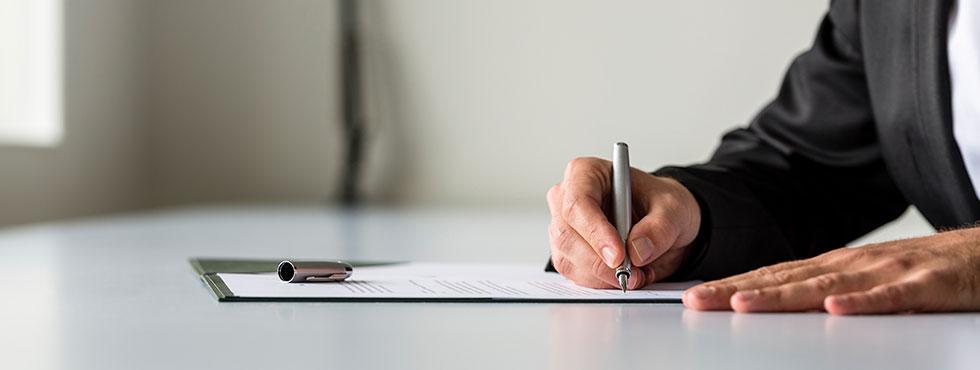 Mall och tips för att skriva kompanjonsavtal och samarbetsavtal