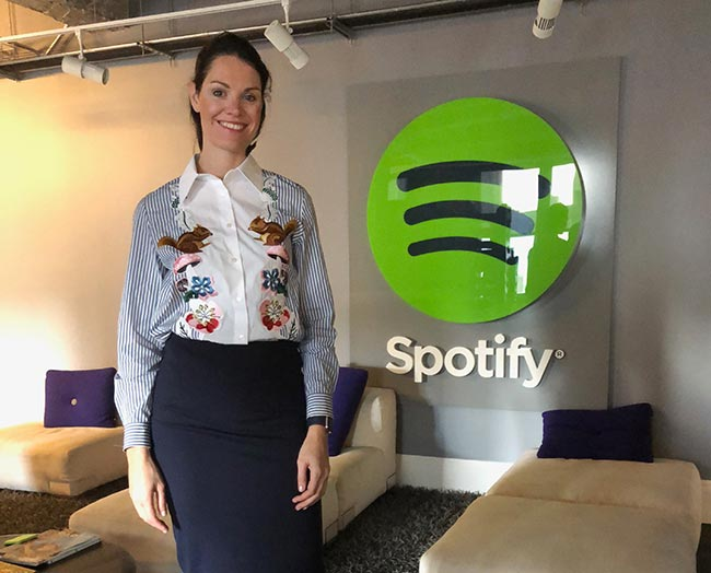 Spotifys kontor
