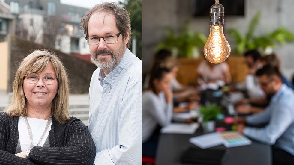 Nytt nätverk för matchmaking inom affärsutveckling, innovation och kapital