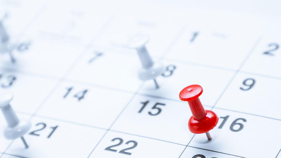 Viktiga datum inför deklaration 2021: för företagare och privatpersoner