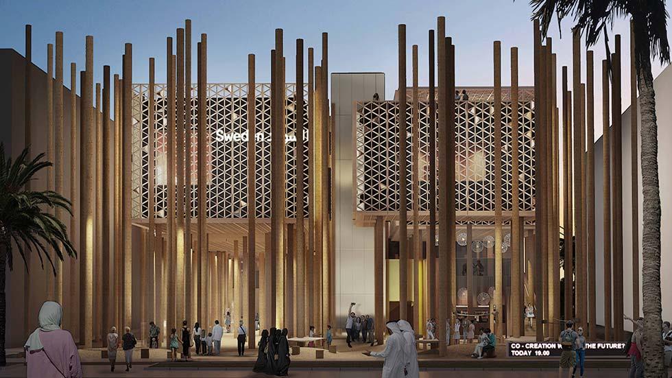 Foto: Alessandro Ripellino Arkitekter/Studio Adrien Gardère/Luigi Pardo Architetti