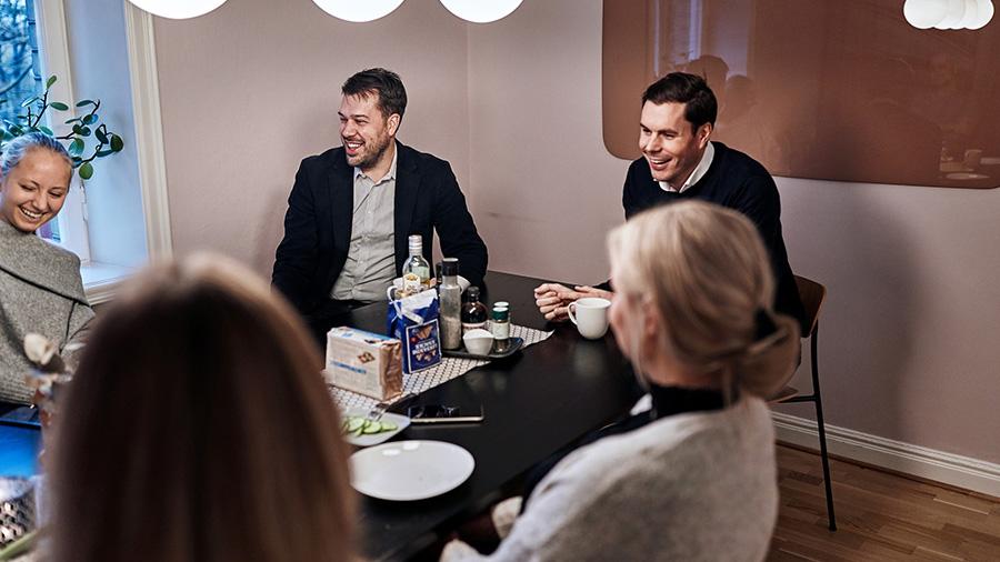 """Årets framtidsbyrå Win Win: """"Jobba rätt för att bli framgångsrik"""""""