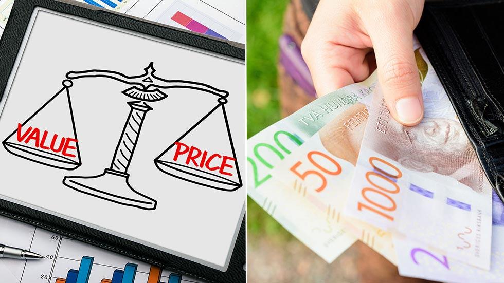 Hur du ökar dina priser (och marginaler) utan att orsaka ramaskri