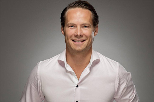 Joakim Möller, VD för Global Gaming